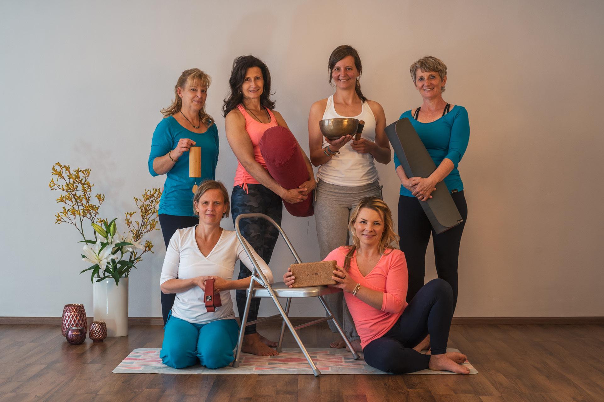 einklang-yoga-team
